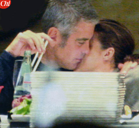 So not gay George Clooney is!
